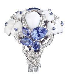 Bague Chaumet, collection Hortensia - 4