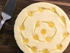 Get Lemon Cheesecake with Lemon-Rosemary Shortbread Crust Recipe from Food Network