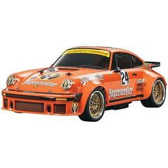 Cars Trucks and Motorcycles 182183: New Tamiya 1 10 Porsche 934 Jagermeister 4Wd Kit 84431 -> BUY IT NOW ONLY: $218.99 on eBay!