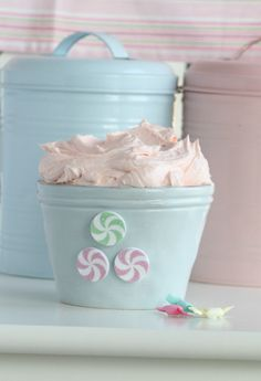 Candy frosting