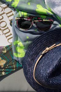 La Piboule, Provence, France - poolside accessories