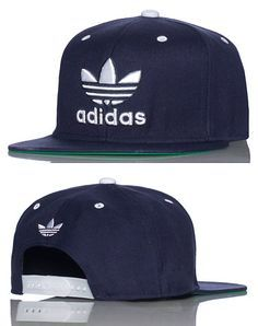 Adidas Snapback style cap Adjustable strap for ultimate comfort Embroidered  signature logo across front. Get irresistible discounts up to Off at Adidas  ... 6b86636ac9fc