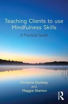 Teaching clients to use mindfulness skills. This book helps professionals to take their first steps into the process of introducing mindfulness skills to clients who they think will benefit - whether in helping them to handle recurrent stress, to deal with ruminative thought or just to live in a more effective, rewarding way. Available from Campbelltown campus library. #mindfullness #counseling
