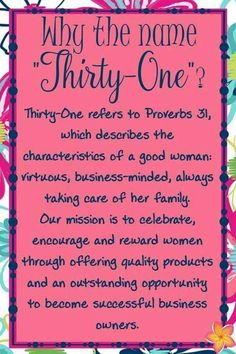 Did you know Thirty-One is a faith based company? Seriously the best company message. I love my job as a Thirty-One Senior Consultant Thirty One Hostess, Thirty One Games, Thirty One Fall, Thirty One Party, Star Citizen, Thirty One Facebook, 31 Party, Bingo Party, Game Party