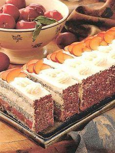 vcielkaisr-mojerecepty: Adventné makové rezy Tiramisu, Cheesecake, Ethnic Recipes, Desserts, Food, Tailgate Desserts, Deserts, Cheesecakes, Essen