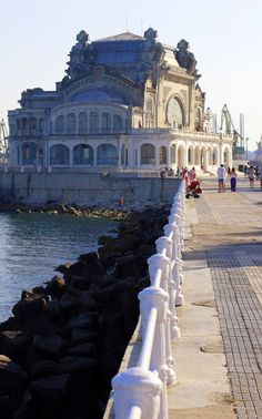 All things Europe — Constanta, Romania (by Chodaboy) Constanta Romania, Bucharest Romania, Places To Travel, Places To See, Travel Destinations, Places Around The World, Around The Worlds, Bósnia E Herzegovina, Transylvania Romania