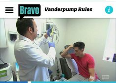 Cast of Vanderpump Rules getting Nutritional IV's, Schedule your appointment today!!! WE COME TO YOU!!!  www.reviveinfusions.com