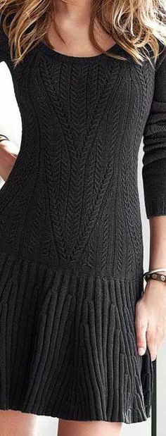 Street Style: Model Bregje Heinen Is a Rick Ross Fan black sweater dress Wachabuy The post Street Style: Model Bregje Heinen Is a Rick Ross Fan appeared first on Beauty Shares. Black Sweater Dress, Black Sweaters, Sweaters For Women, Dress Black, Sweater Dresses, Jumper Dress, Long Sweaters, Crochet Dress Outfits, Knit Dress