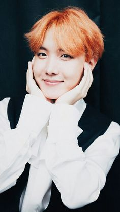 #hobie #jhope #bts I love how he is so happy <3