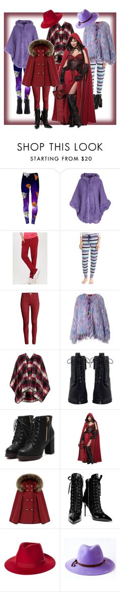 """""""Capable"""" by alexxa-b ❤ liked on Polyvore featuring Gap, H&M, Supersweet, Topshop, Zimmermann, Giuseppe Zanotti, Brixton and Capes"""