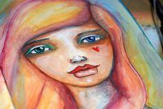 Art Journal Sept 2011 by willowing, via Flickr; Tamara Laporte