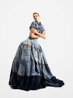 IDEIAS DE RECICLAGEM COM DESIGN - 1 ~ Moda e Dicas de Costura: