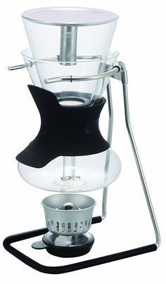 Hario SCA-5 'Sommelier' 5-Cup Syphon Coffee Maker * Startling review available here  : Coffee Maker