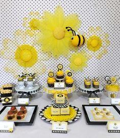 Honey Bee Birthday Party Printables Supplies & Decorations | BirdsParty.com
