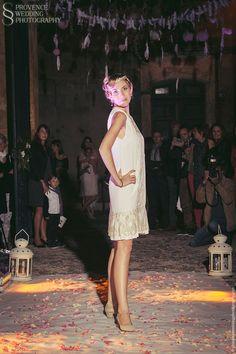 ... by LieDil  Robes de mariée sur mesure  Aix-en-Provence – Paris