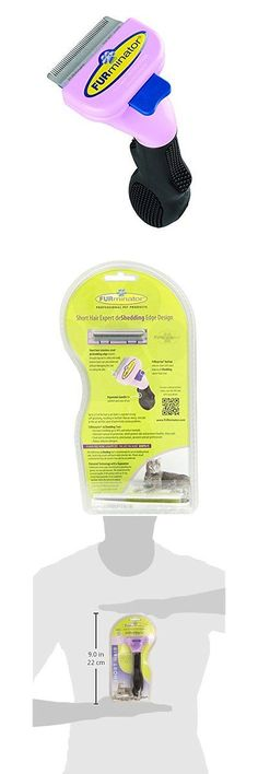 Grooming 177786: Furminator Short Hair Deshedding Tool For Cats, Small -> BUY IT NOW ONLY: $43.53 on eBay!