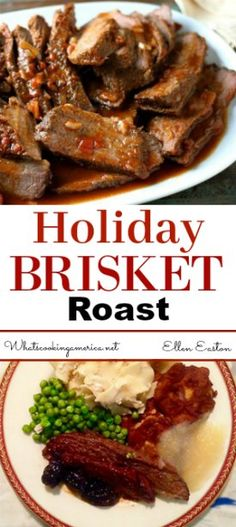 Holiday brisket roast recipe beet salad with horseradish alioli and caramelized walnuts Heinz Chili Sauce, Glass Baking Pan, Beet Salad, Cooking Time, What's Cooking, Roast Recipes, Instant Pot Pressure Cooker, Beef Dishes, Brisket