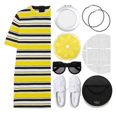"""""""Stripes or Circles"""" by emcf3548 ❤ liked on Polyvore featuring Marc Jacobs and Mulberry"""