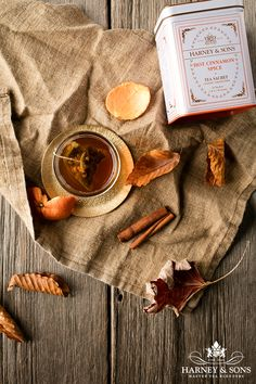 There's nothing better than curling up with a cup of Hot Cinnamon Spice tea by a toasty fire. Give the perfect gift to your favorite tea drinkers on your list. #gifts