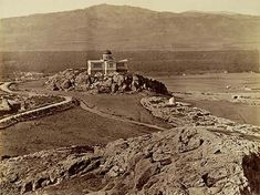 Athens Greece, Old City, Old Photos, Monument Valley, Egypt, Greek, Country Roads, History, Travel