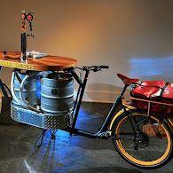 Beer Cargo Bike