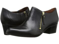 Naturalizer Tipley Black Leather - Zappos.com Free Shipping BOTH Ways