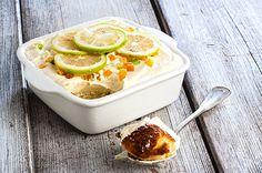 Summer lemon dessert by argiro. Lemon Desserts, Food Categories, Lemonade, Sweet Recipes, Feta, Macaroni And Cheese, Sweet Tooth, Favorite Recipes, Sweets