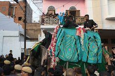 Bibi Ka Alam Procession Ashura 2012