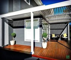 australian house exterior cladding and colour - Google Search