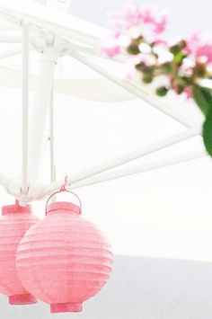 pink wedding - brides of adelaide - decorations