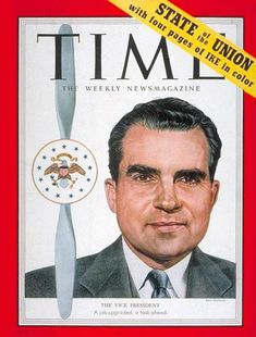 Richard Nixon | Jan. 18, 1954