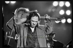 Stevie Ray Vaughan - Cobo Hall, Cleveland, OH Nov 3,1989.