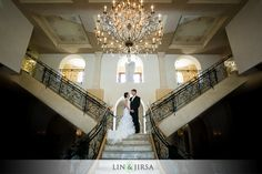 Ayres Hotel Wedding | Hanson & Anna Grace -repinned from Southern California ceremony officiant https://OfficiantGuy.com #losangeles #weddings
