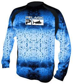 f3c5a74358b The PELAGIC VaporTek Sunshirt is the ultimate barrier from the rigors