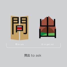 Chineasy, uma maneira colorida de aprender Chinês