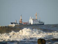 Wellen auf Norderney 1