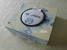 Caixa especial para as vovós queridas. kecaatelie@gmail.com