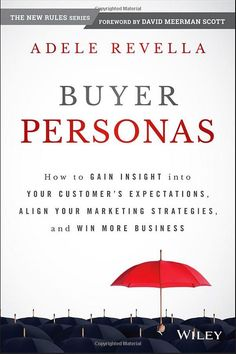 """...When marketers understand how and why customers make the decision they want to influence, they can ensure that every marketing strategy and activity is on target to improve someone's buying experience."" http://heidicohen.com/books/buyer-personas-book-interview/?utm_content=buffer9f037&utm_medium=social&utm_source=pinterest.com&utm_campaign=buffer#utm_source=feed"