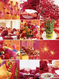 Few Elements Of Chinese Weddings Decor