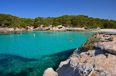 Don't be lulled into thinking of Menorca as a poor man's Mallorca. There are sights to see and things to do. Most Beautiful Beaches, Beautiful World, Beautiful Places, Information About Spain, Menorca Beaches, Beach Cove, Spain Holidays, Belle Villa, Balearic Islands