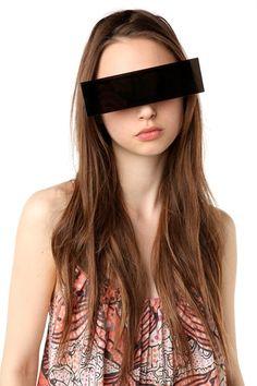 Censor Yourself Shades.... avoid Embarrassing Photos ...hahaha. Love these sunglasses