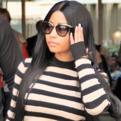 78be6e886b6 Nicki Minaj is seen leaving her hotel for Roissy Charles de Gaulle airport  in Paris