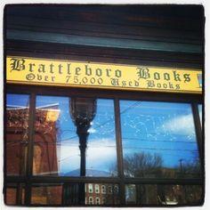 Brattleboro Books - Brattleboro, Vermont