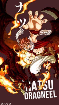 Natsu Dragneel ~ Korigengi | Wallpaper Anime