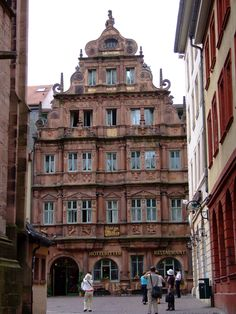 Germany, Heidelberg; Read stories at: www.whattravelwriterssay.com, photo by Tourism Germany
