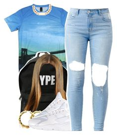 """"""""""" by yungd ❤ liked on Polyvore featuring Zoo York, ASAP and NIKE"""