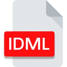 What is IDML? What's a .idml File? #Adobe #IDML #InDesign