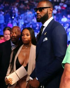 LeBron James & Savannah ...