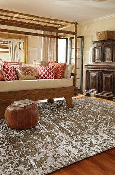 93c5d69cfa1c Save on Charming Suzani Red Multi Rugs! Choose beautiful hand tufted