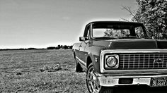 72 chevy c10 by the lake